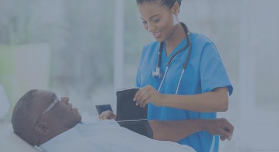 Sie bieten Beratung und Gesundheitswesen